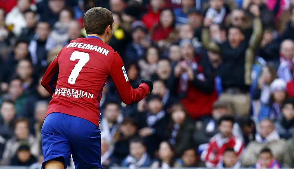 Temp. 2015-2016   Real Madrid - Atlético de Madrid   Griezmann
