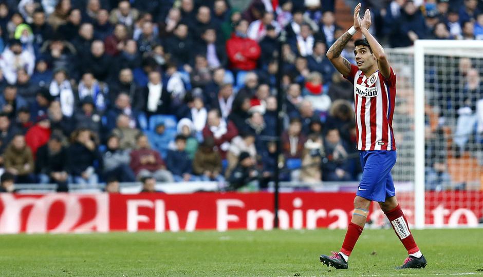 Temp. 2015-2016   PSV - Atlético de Madrid   Augusto Fernández