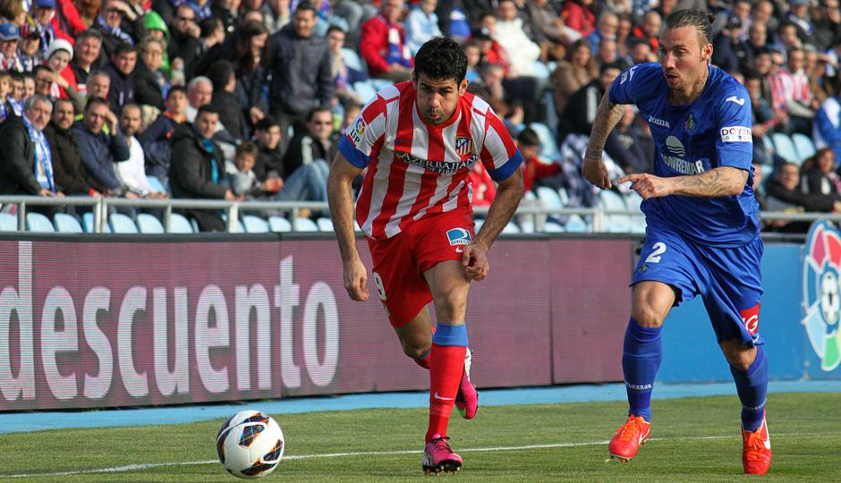 Temporada 2012-13. Getafe - Atlético de Madrid
