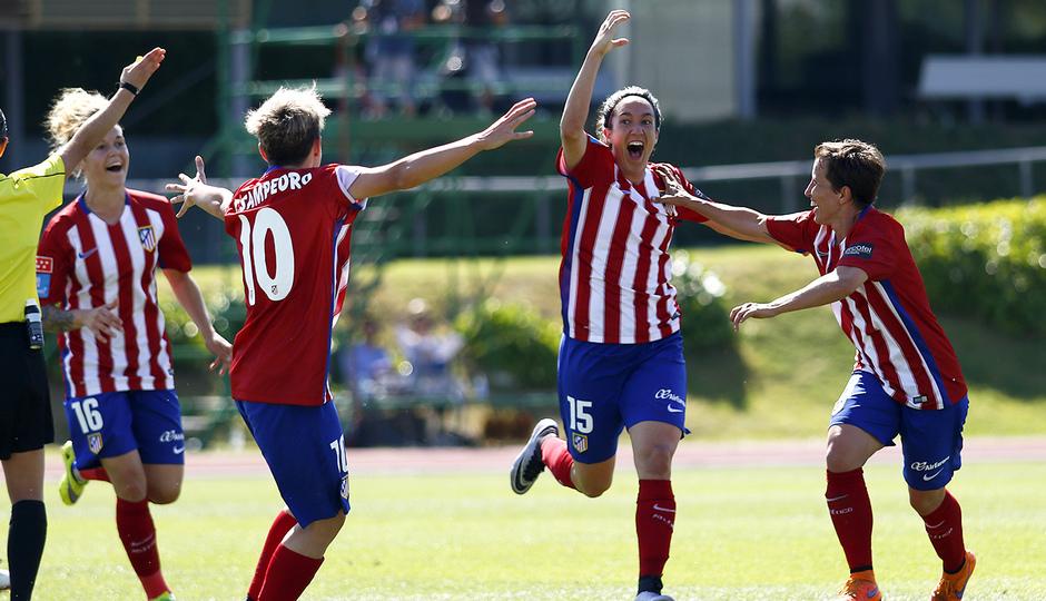 Final Copa de la Reina | FC Barcelona - Atlético de Madrid Féminas
