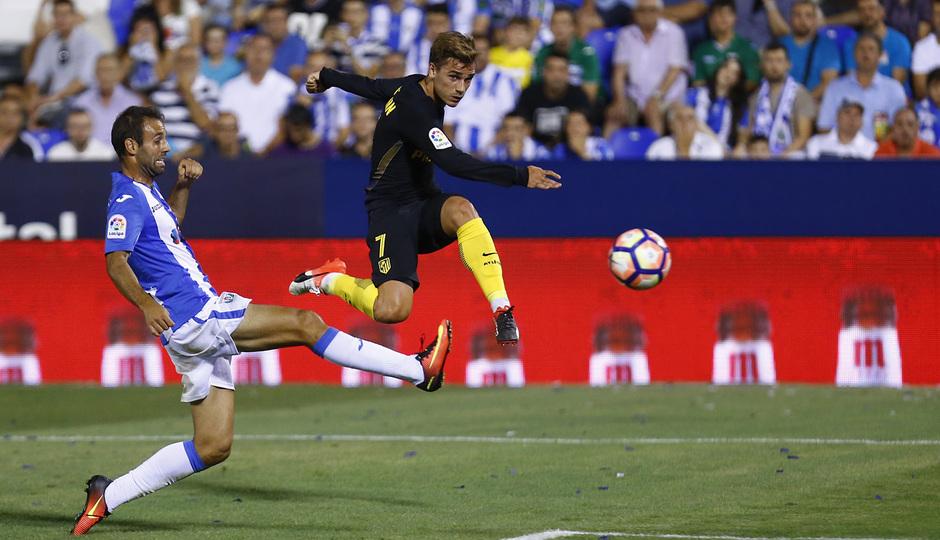 Temp. 16/17 | Leganés - Atlético de Madrid | Griezmann