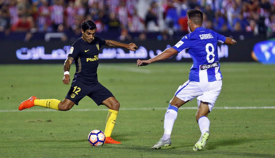 Temp. 16/17 | Leganés - Atlético de Madrid | Augusto