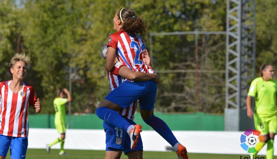 Atlético de Madrid Femenino - Real Betis