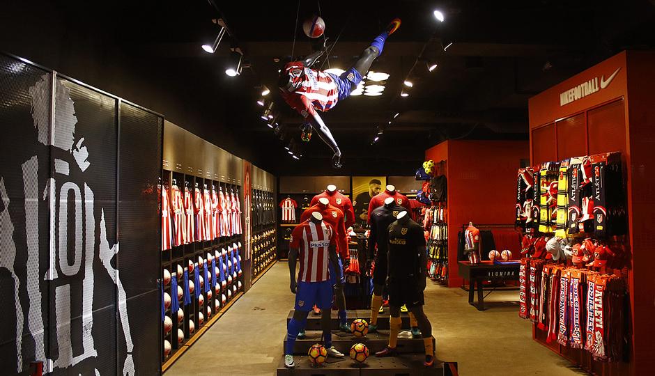 Tienda del Vicente Calderón