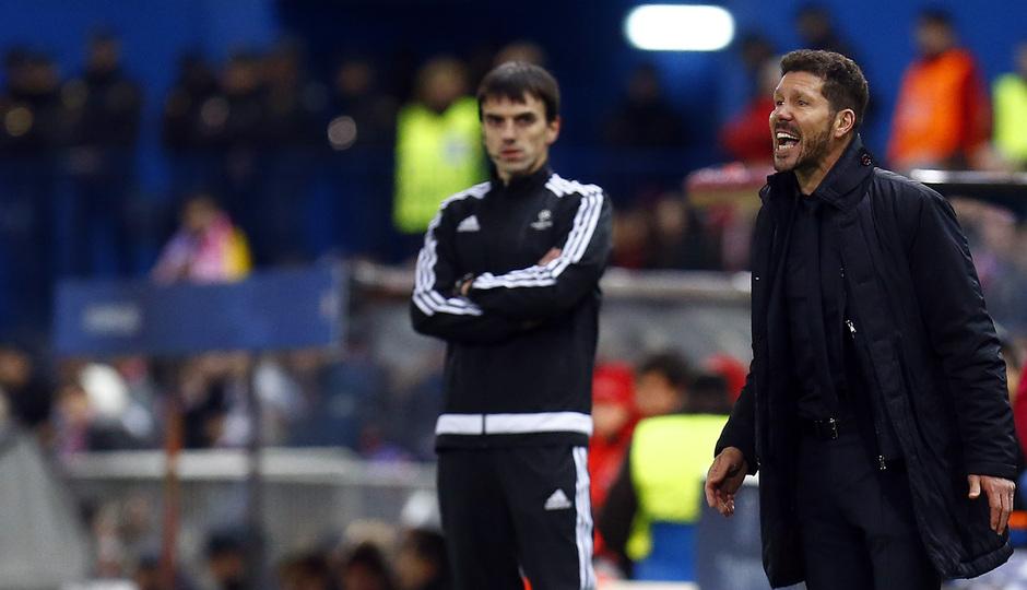 Temp. 16/17 | Atlético de Madrid - PSV | Simeone