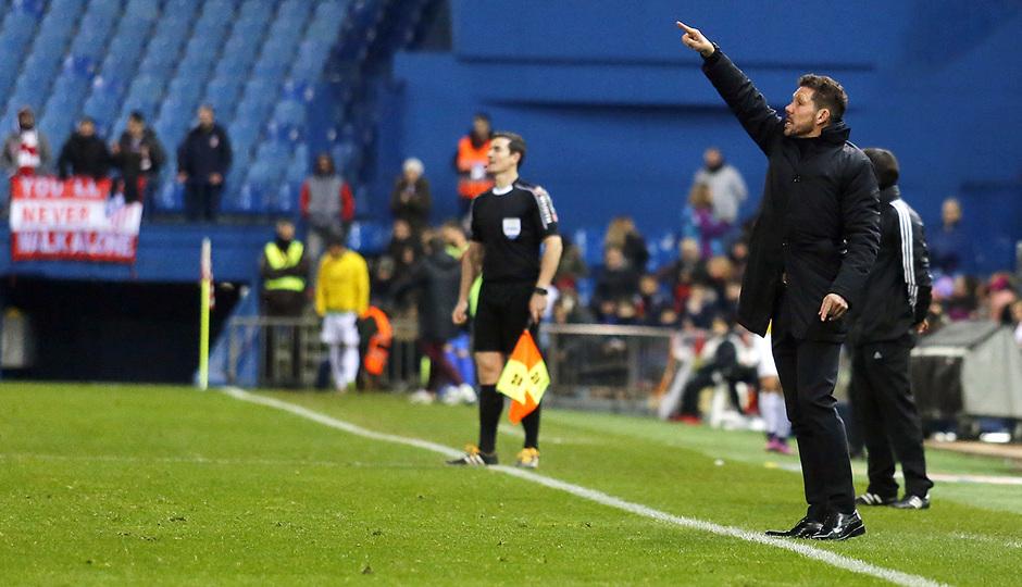 Temp. 16/17 | Atlético de Madrid - Guijuelo | Simeone
