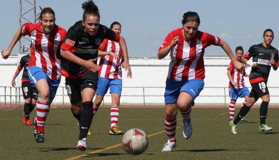 Llanos vs. Atleti Féminas 5