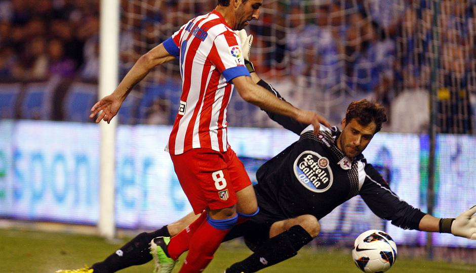 Deportivo de La Coruña vs. Atlético de Madrid 1