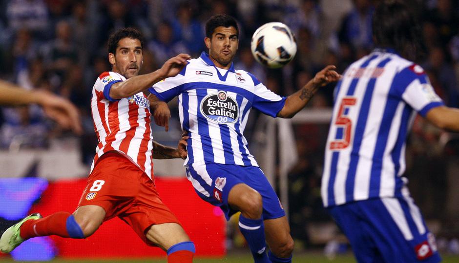 Deportivo de La Coruña vs. Atlético de Madrid 3