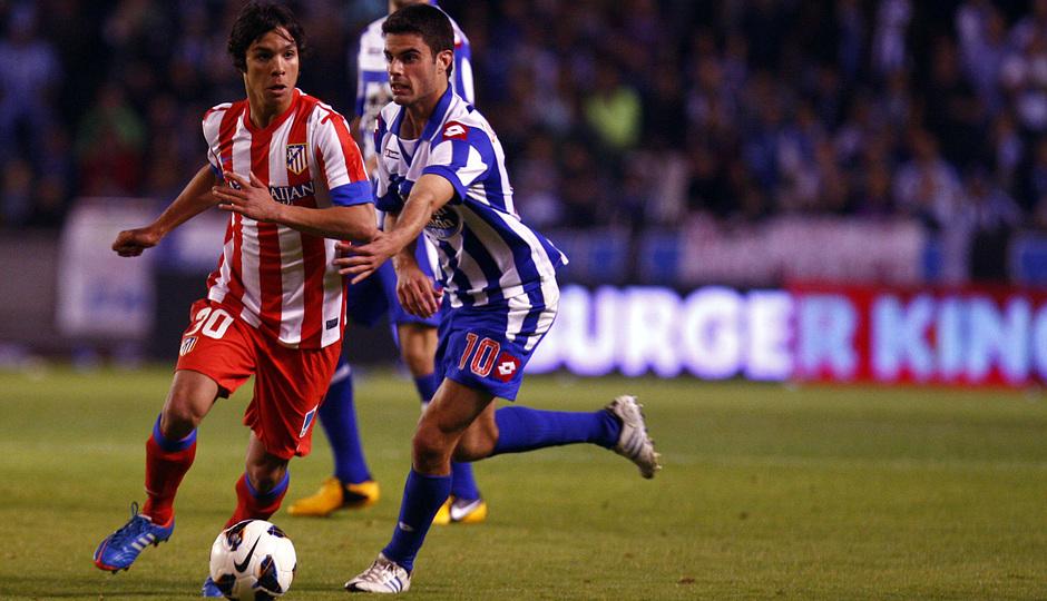 Temporada 12/13. Deportivo de La Coruña vs. Atlético de Madrid 8
