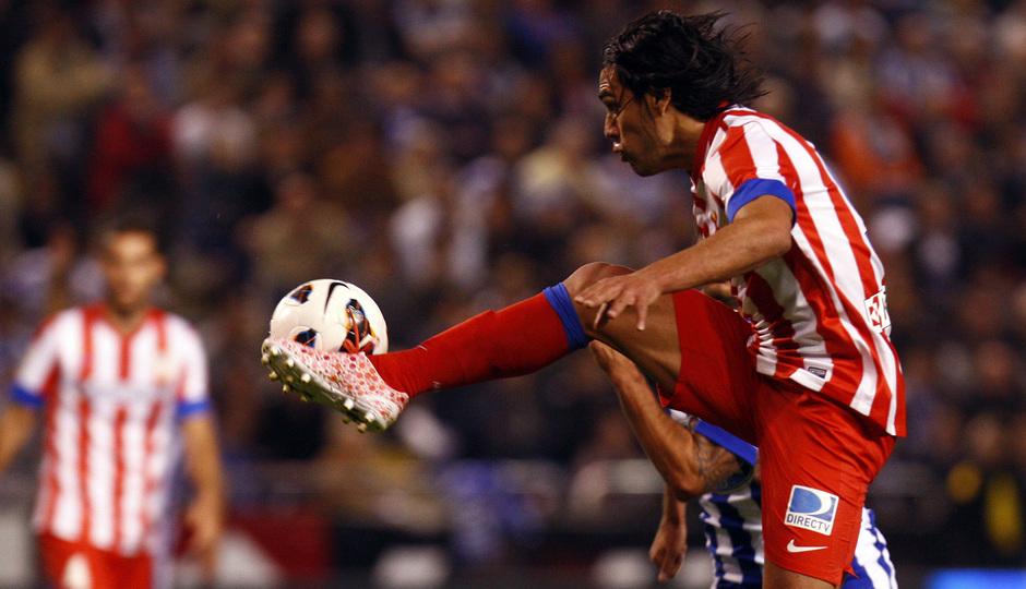 Temporada 12/13. Deportivo de La Coruña vs. Atlético de Madrid 9