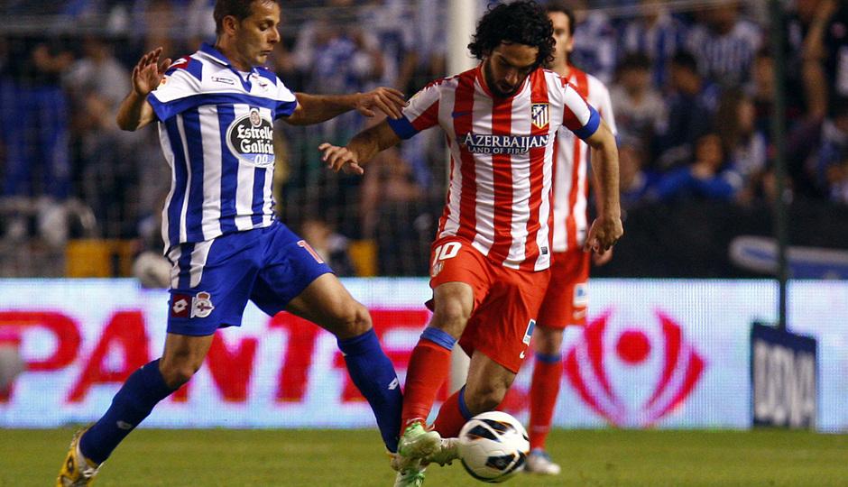 Temporada 12/13. Deportivo de La Coruña vs. Atlético de Madrid 10