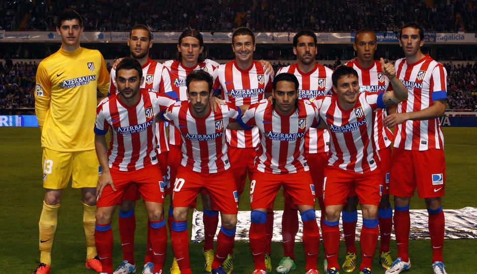 Temporada 12/13. Deportivo de La Coruña vs. Atlético de Madrid 17