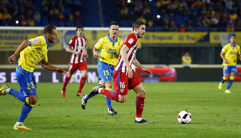 Temp. 16/17 | Las Palmas - Atlético de Madrid | Vrsaljko