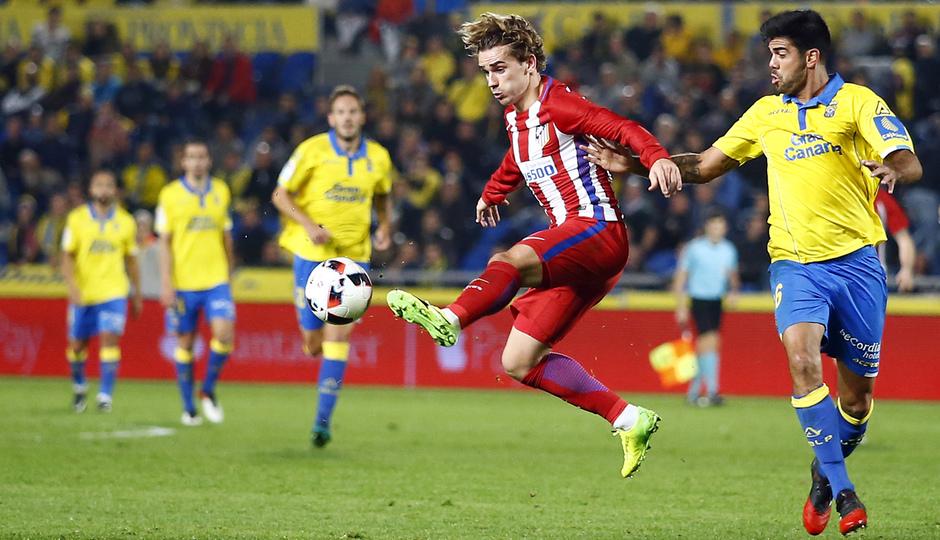 Temp. 16/17 | Las Palmas - Atlético de Madrid | Griezmann