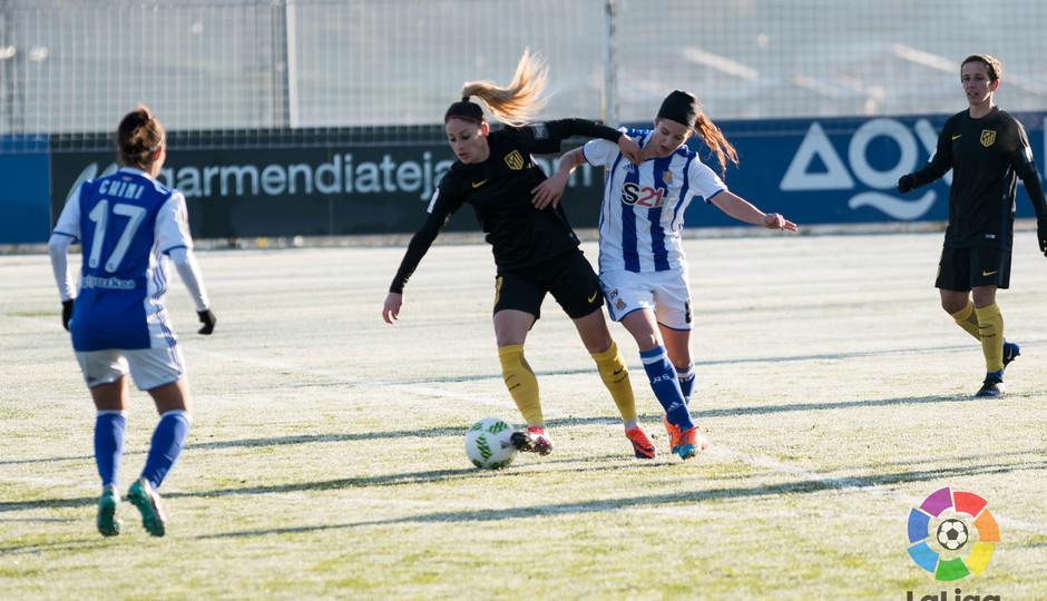 Temp. 16/17 | Real Sociedad - Atlético de Madrid Femenino | Esther