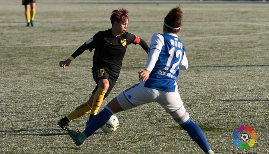 Temp. 16/17 | Real Sociedad - Atlético de Madrid Femenino | Amanda