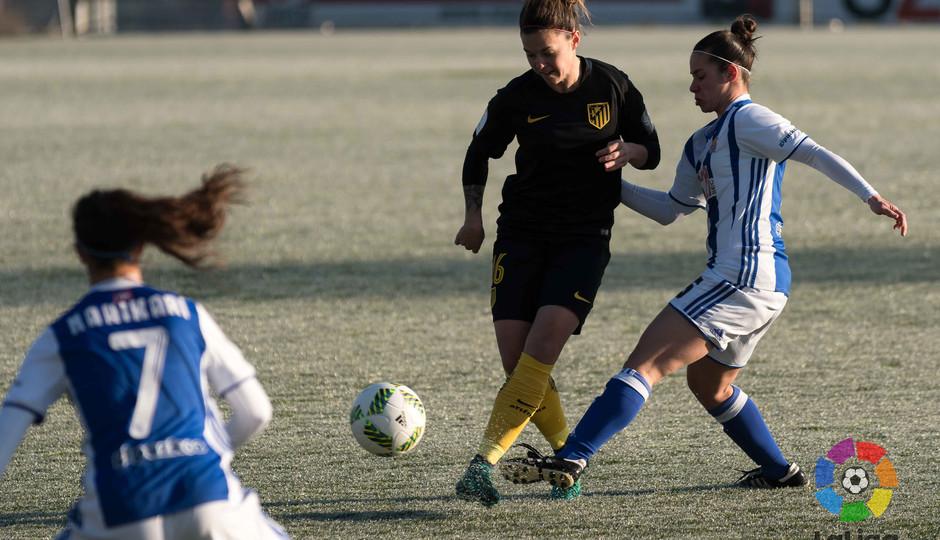 Temp. 16/17 | Real Sociedad - Atlético de Madrid Femenino | María León