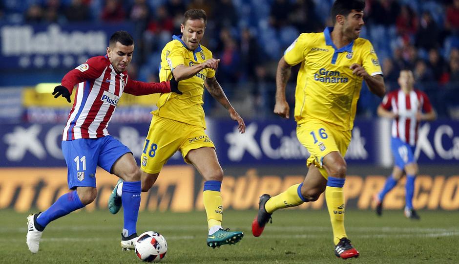 Temp. 16/17 | Atlético de Madrid - Las Palmas | Correa