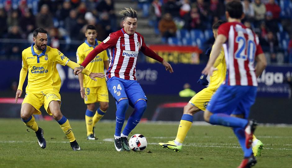 Temp. 16/17 | Atlético de Madrid - Las Palmas | Giménez