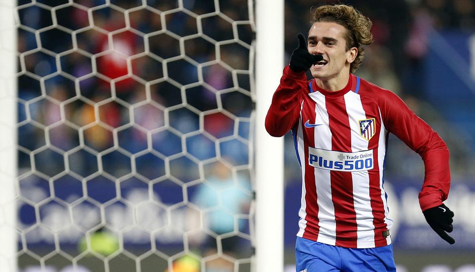 Temp. 16/17 | Atlético de Madrid - Las Palmas | Griezmann