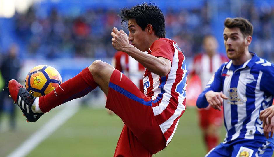 Temp. 16/17 | Alavés - Atlético de Madrid | Gaitán