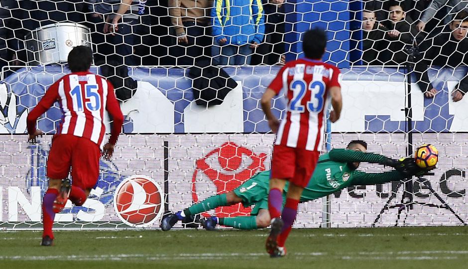 Temp. 16/17 | Alavés - Atlético de Madrid | Moyá