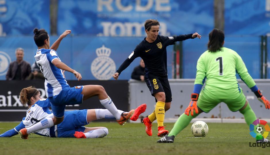Temp. 16/17 | Espanyol - Atlético de Madrid Femenino | Sonia Bermúdez