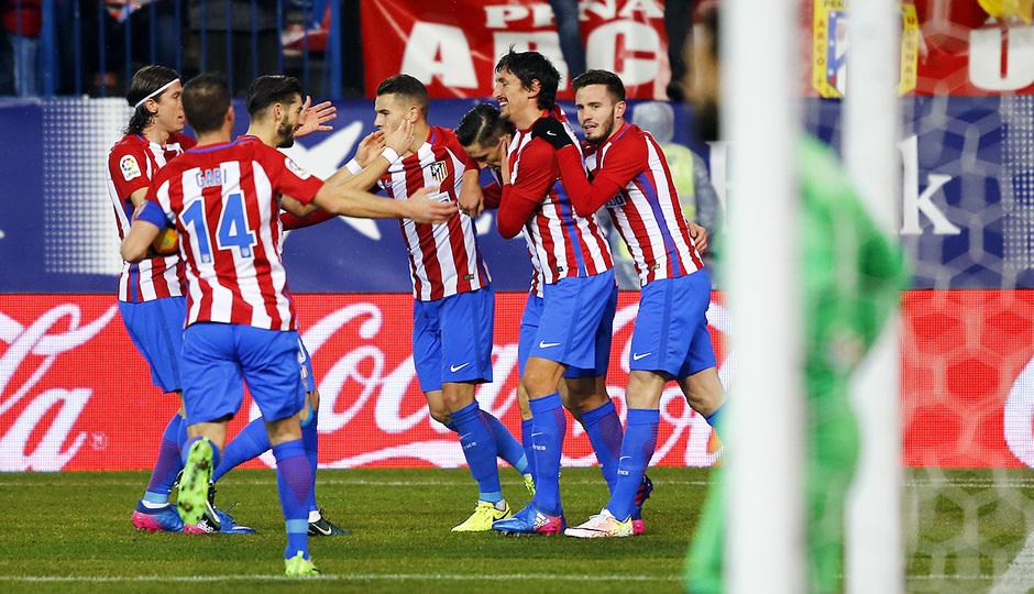 Temp. 16/17 | Atlético de Madrid - Celta | Celebración