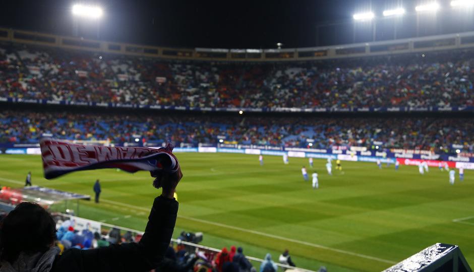 Temp. 16/17 | Atlético de Madrid - Celta | Afición