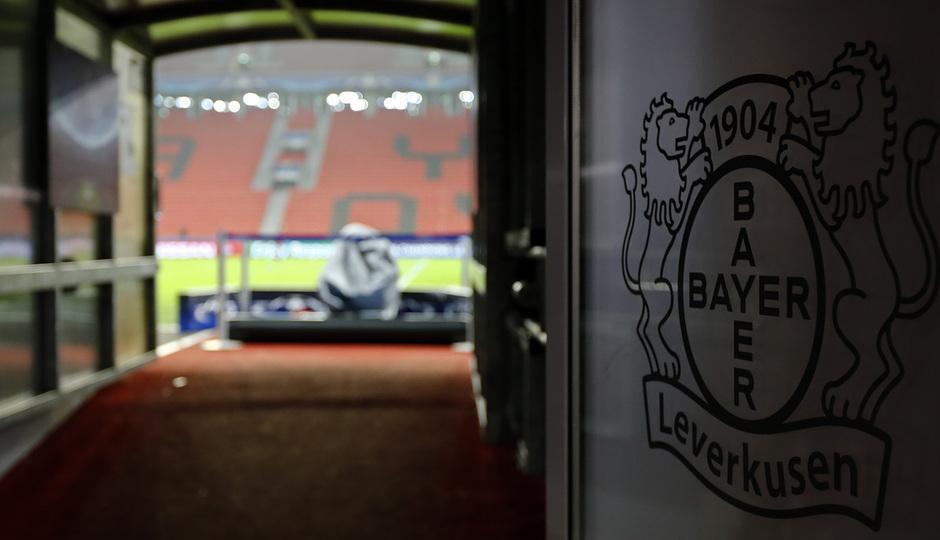 Temp. 19/17 BayArena Bayer Leverkusen