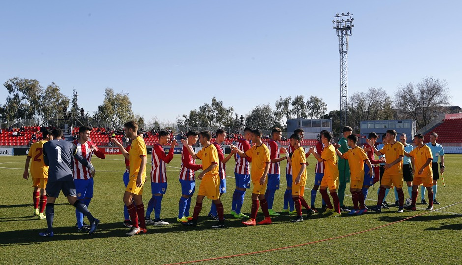 Temp. 16/17 | Youth League | Atlético de Madrid - Sevilla
