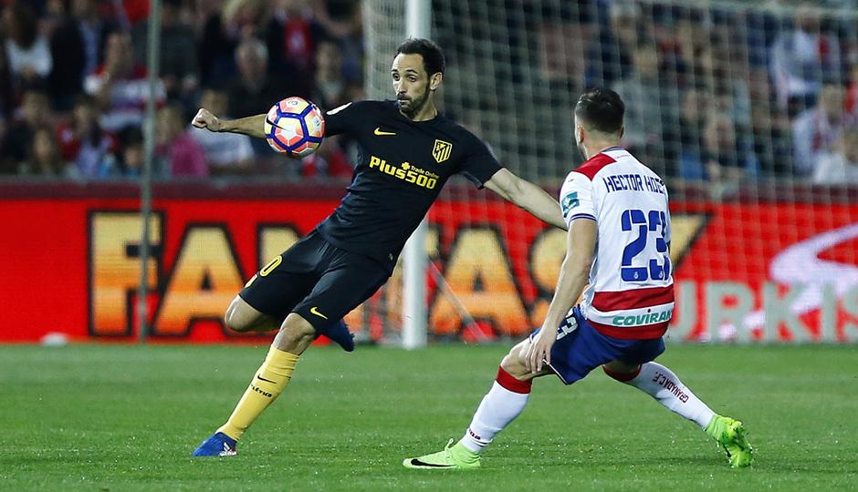 Temp. 16/17 | Granada - Atlético de Madrid | Juanfran