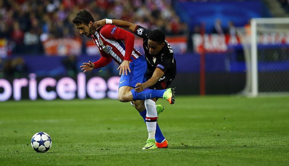 Temp. 16/17 | Atlético de Madrid - Bayer Leverkusen | Vrsaljko