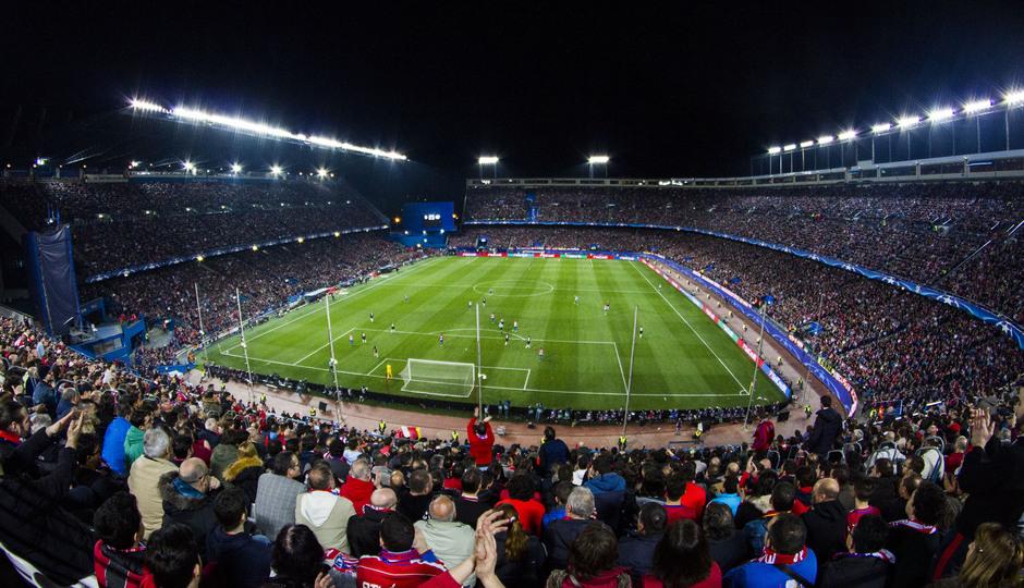 Temp. 16/17 | Atlético de Madrid - Bayer Leverkusen | Estadio Vicente Calderón