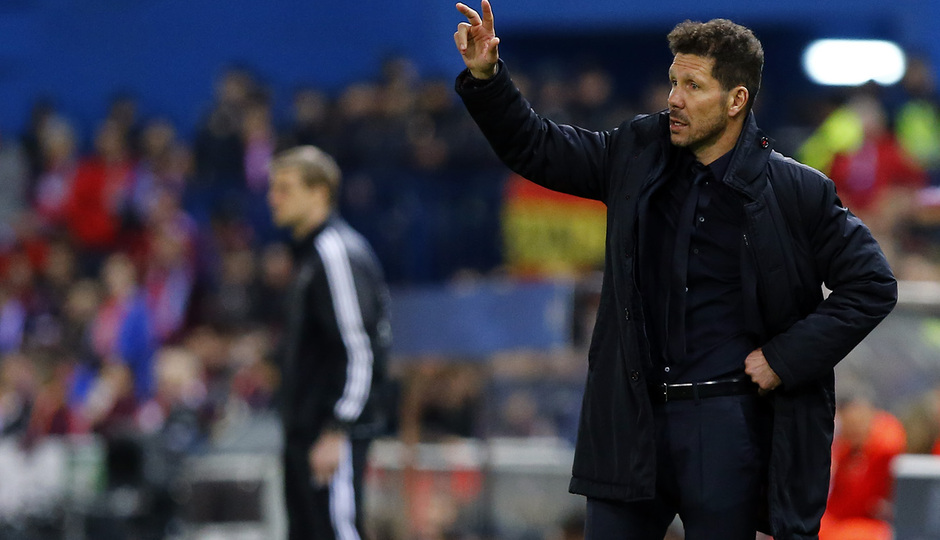 Temp. 16/17 | Atlético de Madrid - Bayer Leverkusen | Simeone