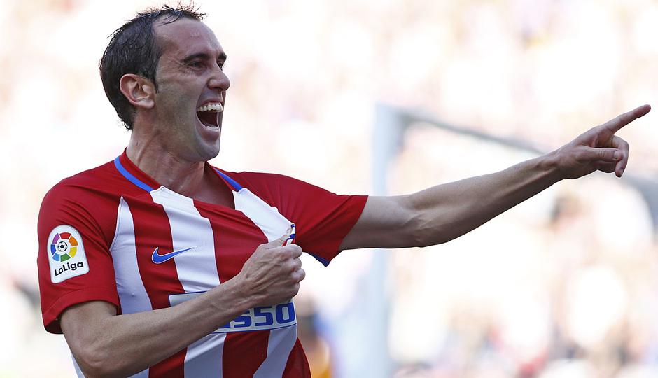 Temp. 16/17 | Atlético de Madrid - Sevilla | Godín