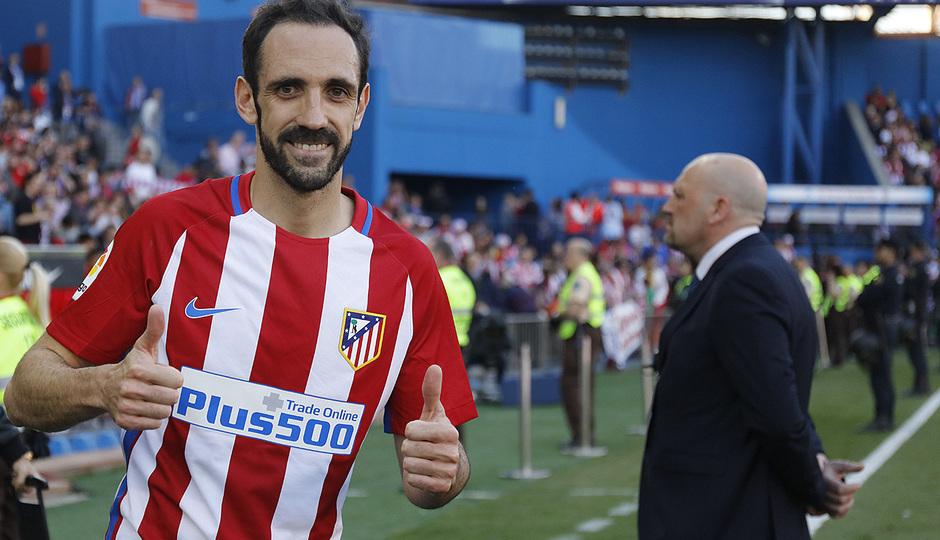 Temp. 16/17 | Atlético de Madrid - Sevilla | Juanfran