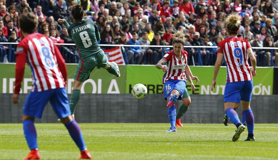 Liga Iberdrola | Atlético de Madrid Femenino - Athletic Club | Mapi