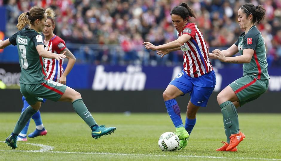 Liga Iberdrola | Atlético de Madrid Femenino - Athletic Club | Meseguer