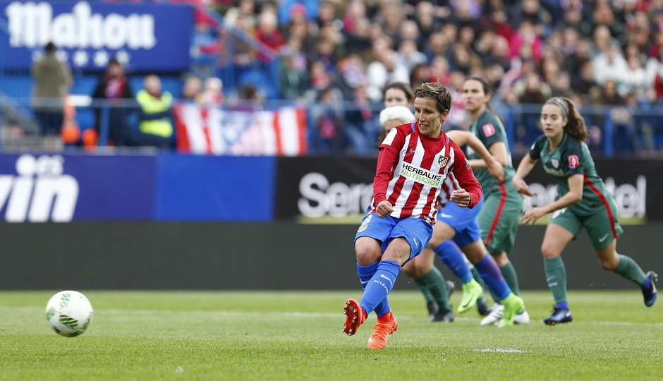 Liga Iberdrola | Atlético de Madrid Femenino - Athletic Club | Sonia Bermúdez gol