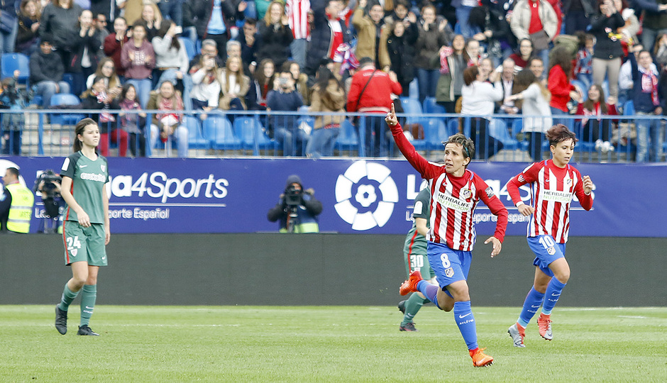 Liga Iberdrola | Atlético de Madrid Femenino - Athletic Club | Sonia Bermúdez
