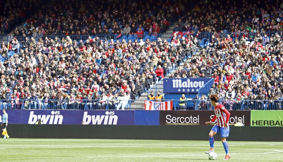 Liga Iberdrola | Atlético de Madrid Femenino - Athletic Club | Amanda