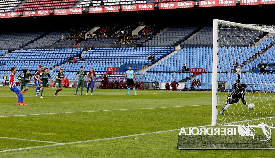 Liga Iberdrola | Atlético de Madrid Femenino - Athletic Club | Sonia Bermúdez otra mirada gol