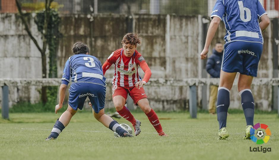 Liga Iberdrola | Oiartzun - Atlético de Madrid Femenino | Amanda