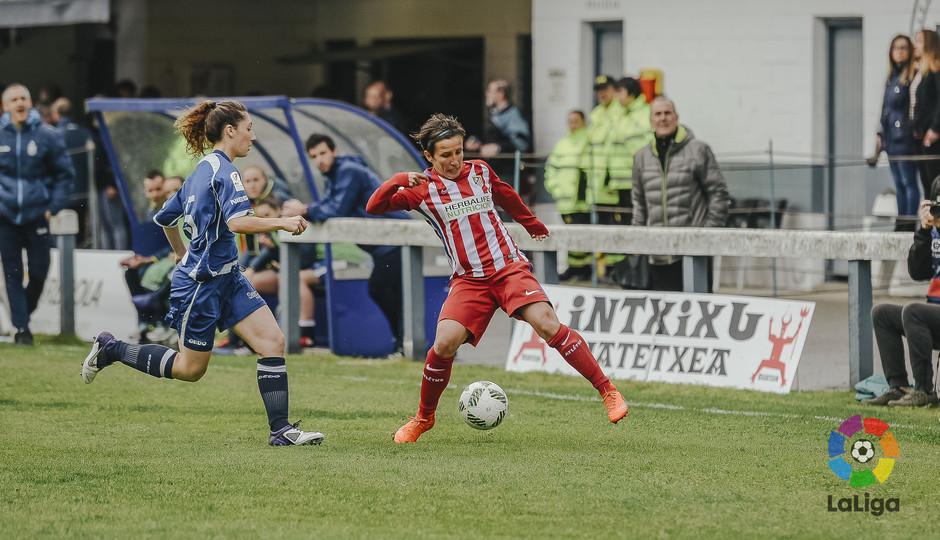 Liga Iberdrola | Oiartzun - Atlético de Madrid Femenino | Sonia