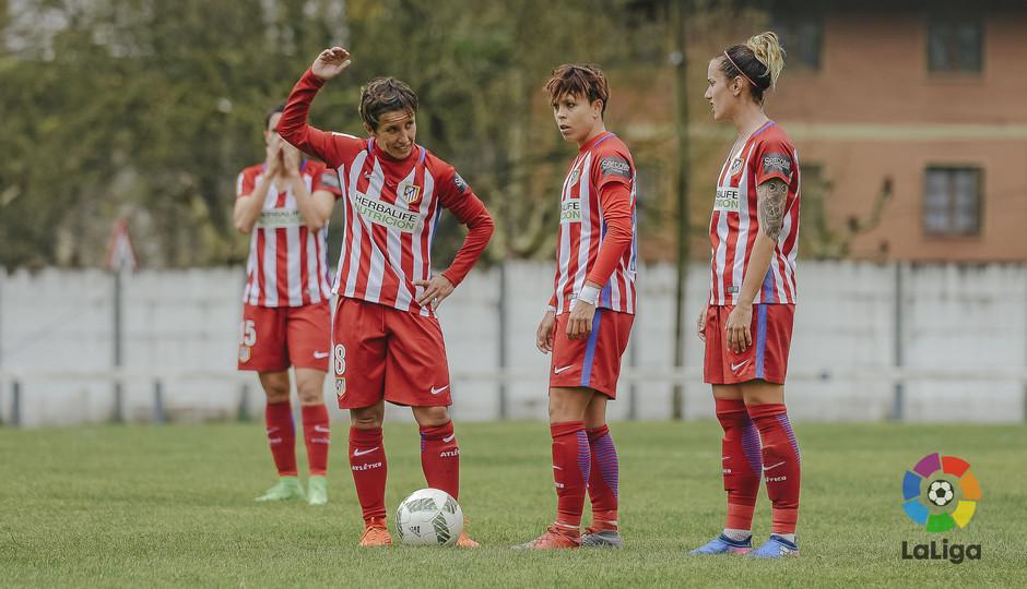 Liga Iberdrola | Oiartzun - Atlético de Madrid Femenino
