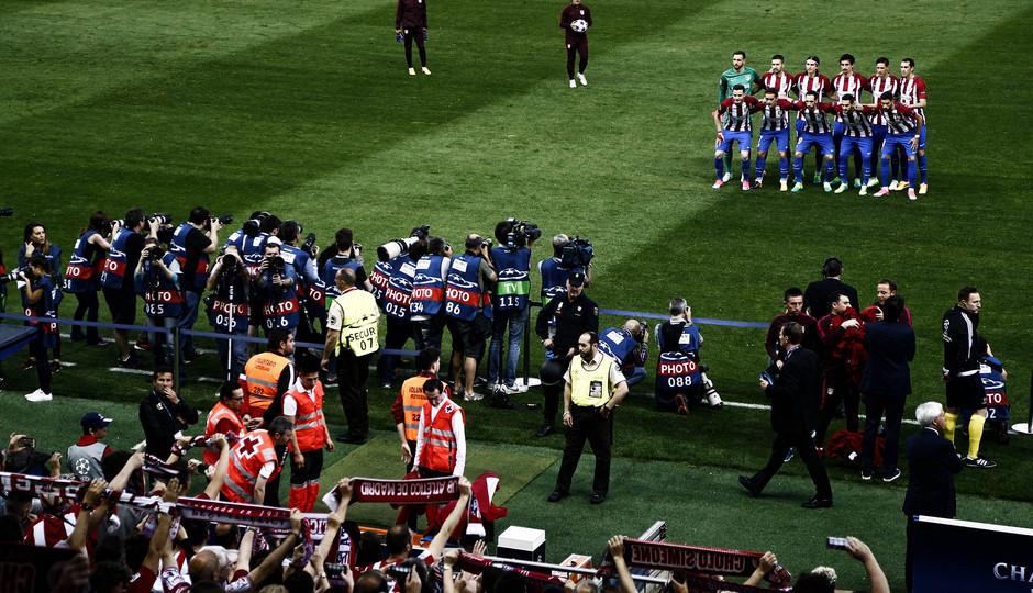 Temp. 16/17 | Atlético de Madrid - Leicester | Otra mirada 01