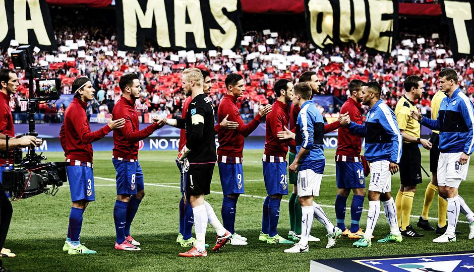 Temp. 16/17 | Atlético de Madrid - Leicester | Otra mirada 02