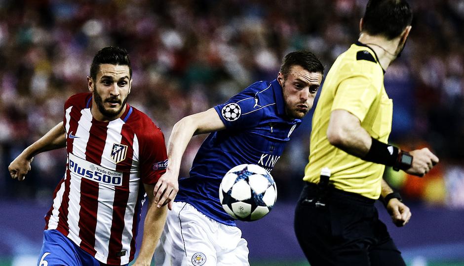 Temp. 16/17 | Atlético de Madrid - Leicester | Otra mirada 03
